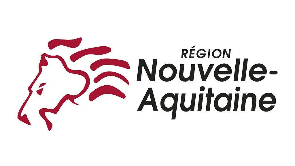 Logo Nouvelle Region Aquitaine